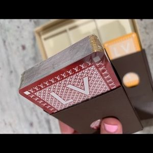 Louis Vuitton Other - AUTHENTIC LOUIS VUITTON PLAYING CARDS